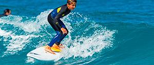 Clases de Surf en Barcelona